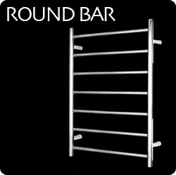 Round Bar Towel Rails (RTR Series)