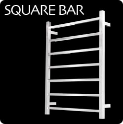 Square Bar Towel Rails (STR Series)